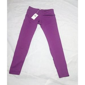 """Zero"" New W/Tags Purple leggings"